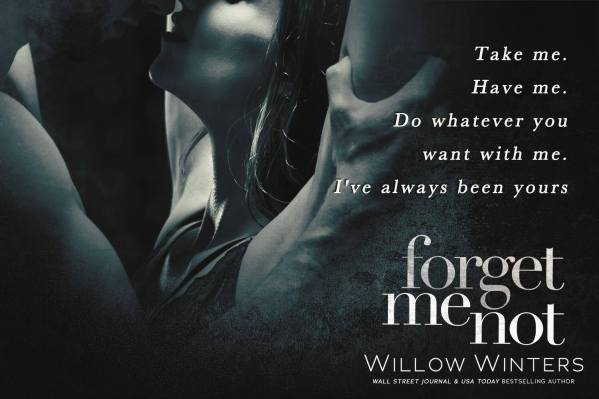 forget me not quote