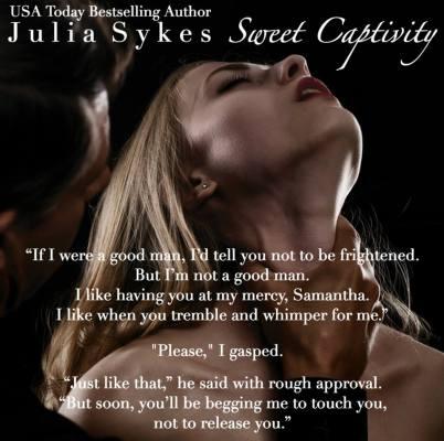 sweet captivity quote