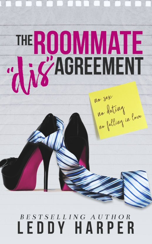 The Roommate 'dis'Agreement Ebook Cover