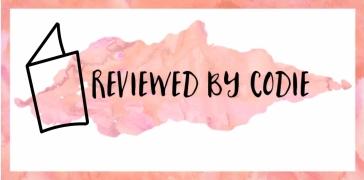 Reviewed by Codie