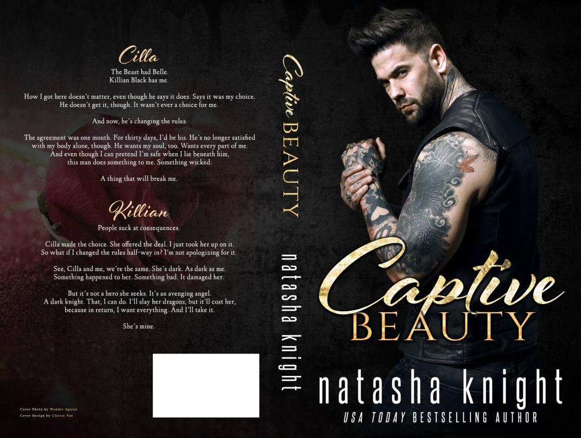 Captive Beauty Full Wrap